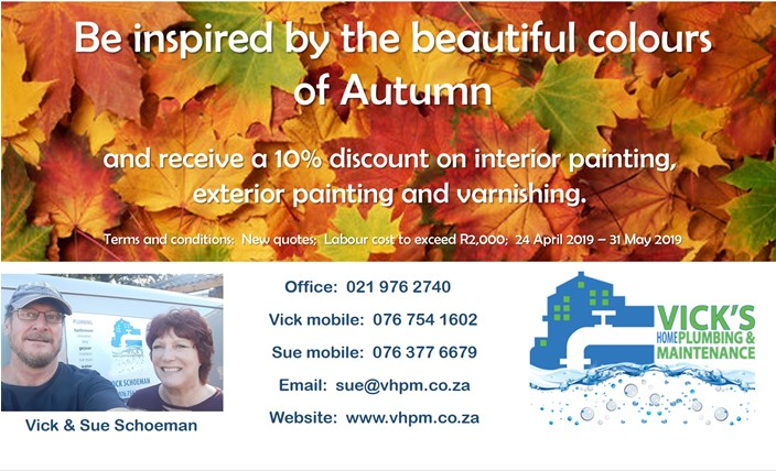 Be inspired by the beautiful colours of Autumn